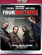 Quatre frères (Four Brothers) / HD-DVD
